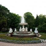 Parcul Central din Cluj Napoca