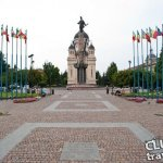 Piața Avram Iancu din Cluj Napoca