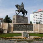 Piața Mihai Viteazu din Cluj Napoca