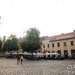 Piața Muzeului din Cluj Napoca