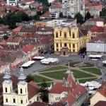 Piața Unirii din Timișoara – județul Timiș