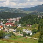 Stațiunea Vatra Dornei - județul Suceava