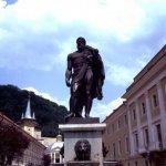 Statuia lui Hercules - Baile Herculane - Caras-Severin